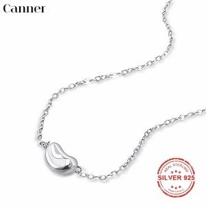 Jewelry - Bean 925 sterling silver necklace